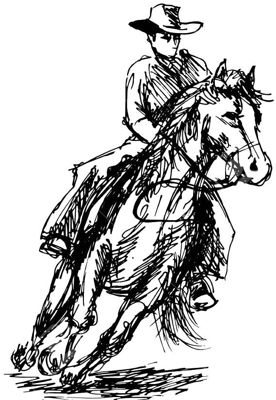 horsecutout