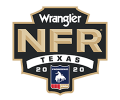 ProRodeo logo for WNFR 2020